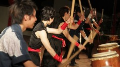 Workshop di Taiko