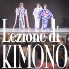 Lezione di Kimono